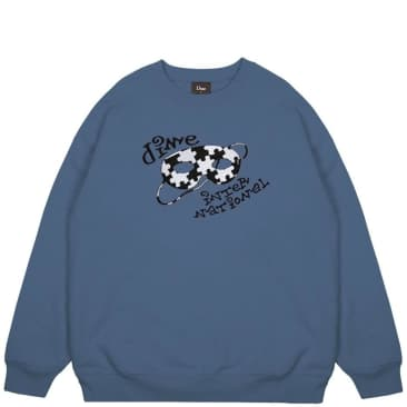 Dime International Crewneck - Slate