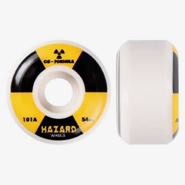 Madness Hazard Radio Active CS Conical Skateboard Wheels - 54mm