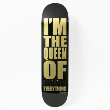 Lovenskate Lucy Adams I'm The Queen (Various Sizes)