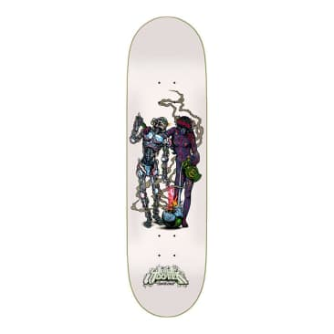 "Santa Cruz Wooten Duo VX 8.5"" Deck"