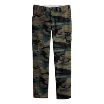 594 Slim Cargo Pants - Hunter Green Camo