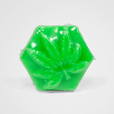 Ganj Wax - Lemon Skateboard Wax - Large