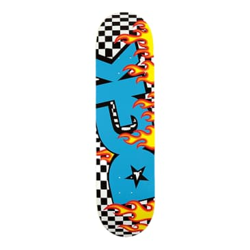DGK On Fire Skateboard Deck 8.06""