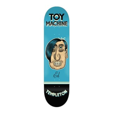 "Toy Machine Templeton 8.5"" Deck"