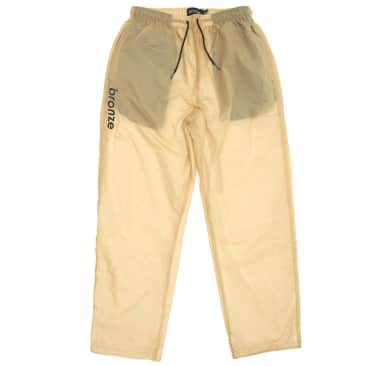 BRONZE SPORTS PANTS - KHAKI BLACK