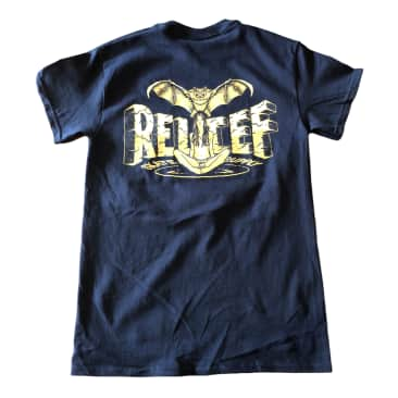 Relief Bat Girl Tee Black