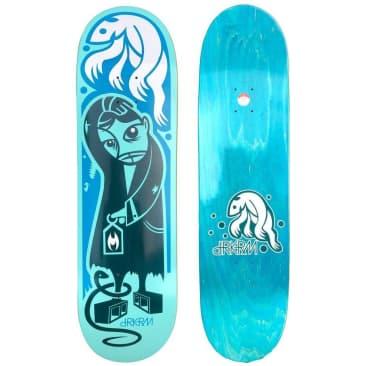 "Darkroom Nightmare Limited Edition Skateboard Deck - 9"""