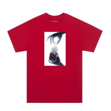 FUCKING AWESOME X-RAY TEE - SCARLET RED