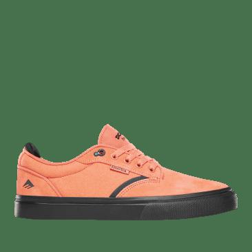 Emerica Dickson Skate Shoes - Pink / Black
