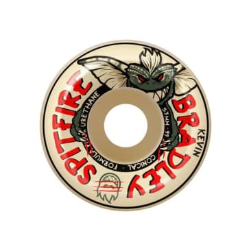 Spitfire Formula Four Wheels Bradley After Midnight Conical 99 53mm (Pack of 4)