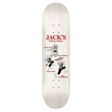 Real Jack's Goodtimes Deck 8.38""