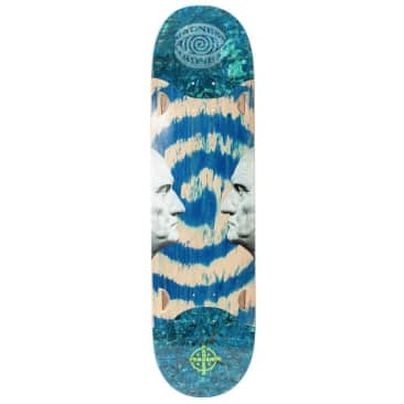 "Madness Skateboards - Perelson Bi-Polar Slick Deck 8.375"" Wide"