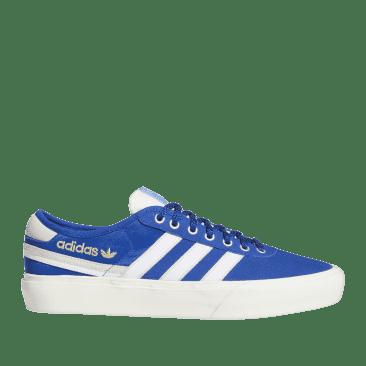 adidas Skateboarding Delpala Premiere Shoes - Team Royal Blue / Ftwr White / Grey One