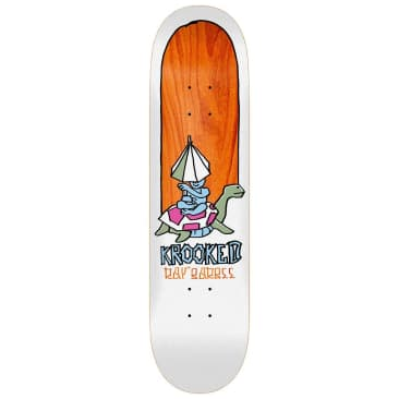 Krooked Ray Barbee Parasol Deck 8.62