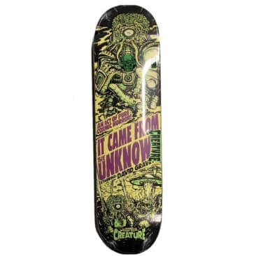 Creature Skateboards Gravette Wicked Tales 8.3