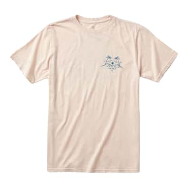Roark Pack Light Trip Longer Premium Tee Faded Pink