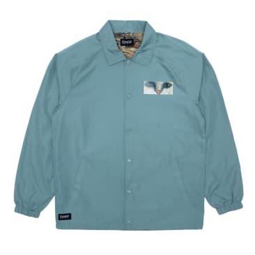 Ripndip - Van Nermal Coaches Jacket (Light Sage)