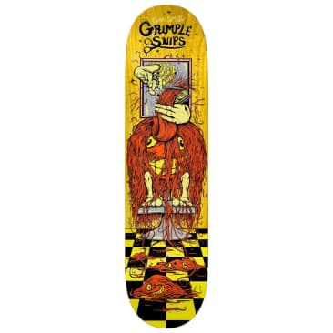 Anti Hero Evan Grimple Snips Deck (8.25)