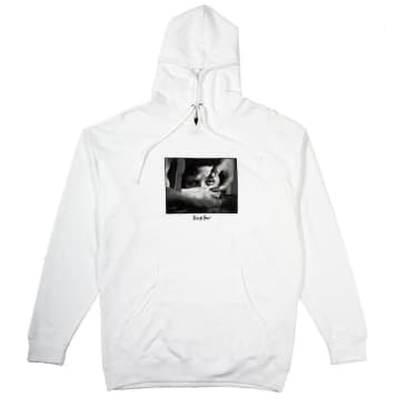 Picture Show Andalou Pullover Hoodie - White - Large