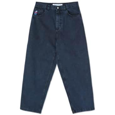 Polar Skate Co Big Boy Jeans - Blue Black