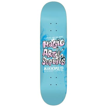 Krooked Magic Art Supplyes Deck 8.06""