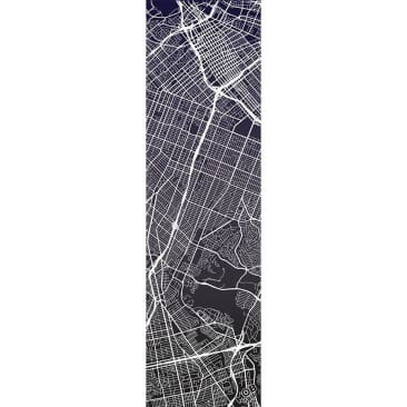 "Mob Grip ""Streets"" Graphic Griptape 9x33"