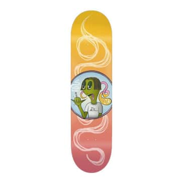 "Toy Machine Baked Turtle 8.5"" Deck"