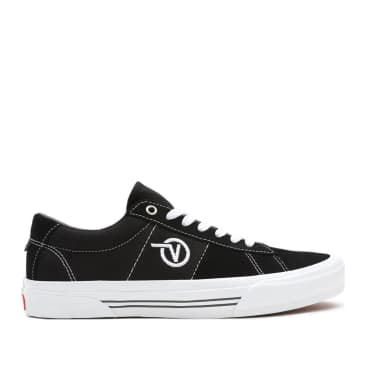 Vans Skate Sid Shoes - Black / White