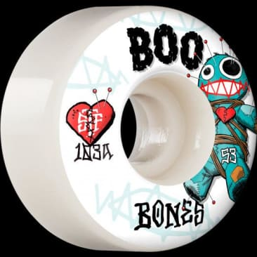 Bones Wheels Boo Johnson STF 53mm 103a
