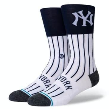 STANCE MLB NY COLOUR SOCK - WHITE