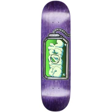 "Snack G Kode Screen Deck 8.38"" (Purple Stain)"