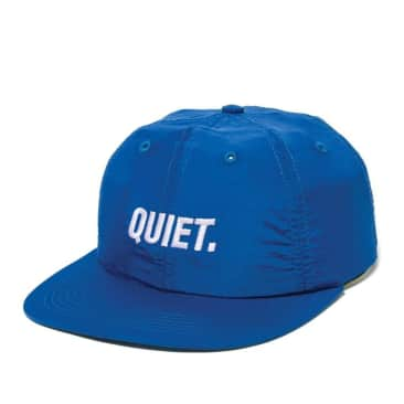 The Quiet Life Sport Polo Hat - Blue