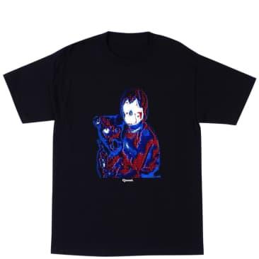 Quasi Friend T-Shirt - Black
