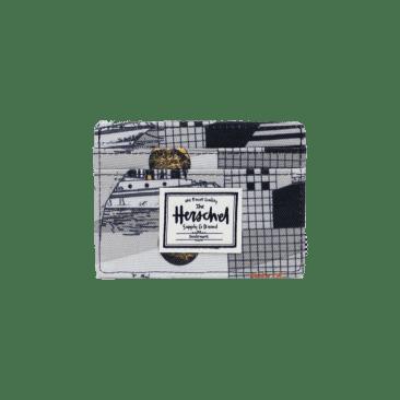 Herschel Charlie Wallet - World Travel