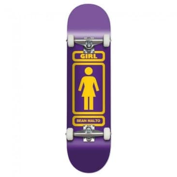 GIRL Malto 93 Til Purple/Yellow Complete