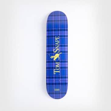 """Sour Solution - 8.0"""" Tom Snape Pro Skateboard Deck"""