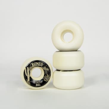 Bones - 52mm 100's V5 Sidecut Desert West Skateboard Wheels