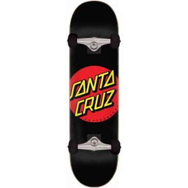 Santa Cruz Classic Dot Skateboard Complete 8.0