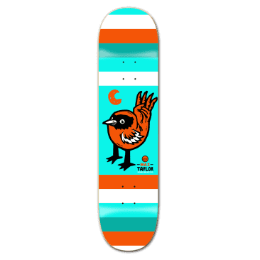 "Roger Skate Co Max Taylor Moon Bird Deck 8.5"""