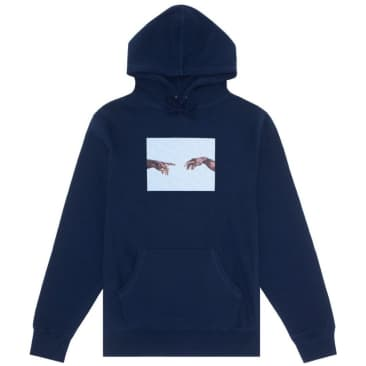 Fucking Awesome NAK Hands Hoodie - Navy