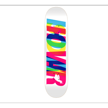 """Real - Ishod Eclipsing Deck (8.5"""")"""