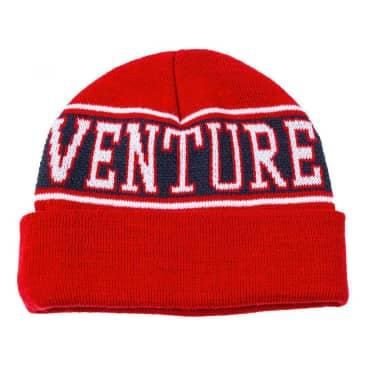 Venture Trucks - Horizon Cuff Beanie - Red