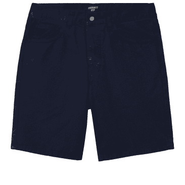 Carhartt WIP Newell Short - Blue