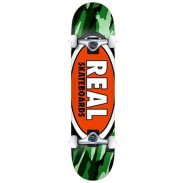 """Real """"Camo md"""" Complete Skateboard 7.75"""""""