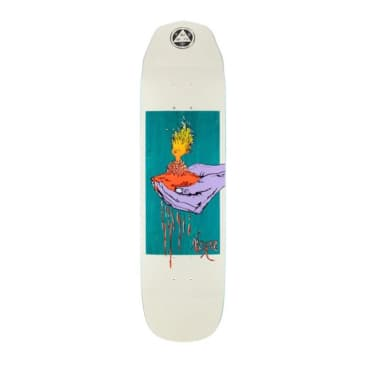 """Welcome Vasconcellos Soil On Wicked Princess 8.125"""" Deck"""