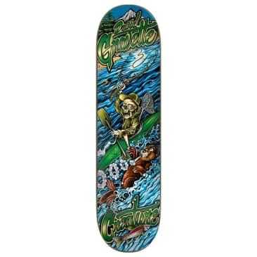 "Creature Skateboards - David Gravette Yak Sesh Deck 8.3"" Wide"