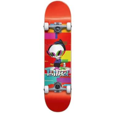 """Blind Reaper Glitch Complete Skateboard   7.75"""""""