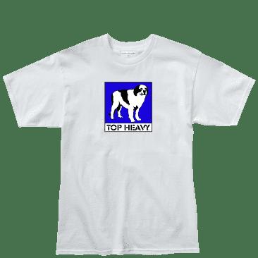 Top Heavy Dawgs T-Shirt - White