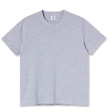 Polar Skate Co Ringer T-Shirt - Sport Grey