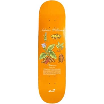"Snack - Williams Turmeric Deck (8.25"")"